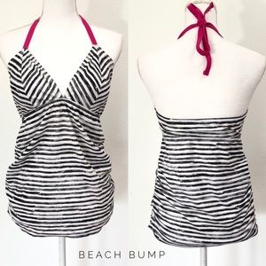 {Motherhood Maternity} Beach bump tanking top M